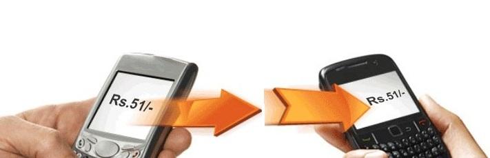 How to Share Balance
