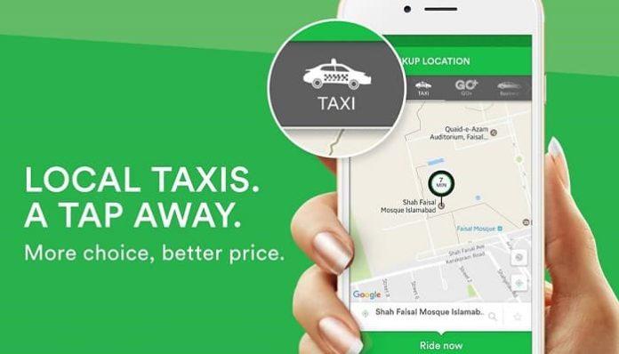 Careem Taxi